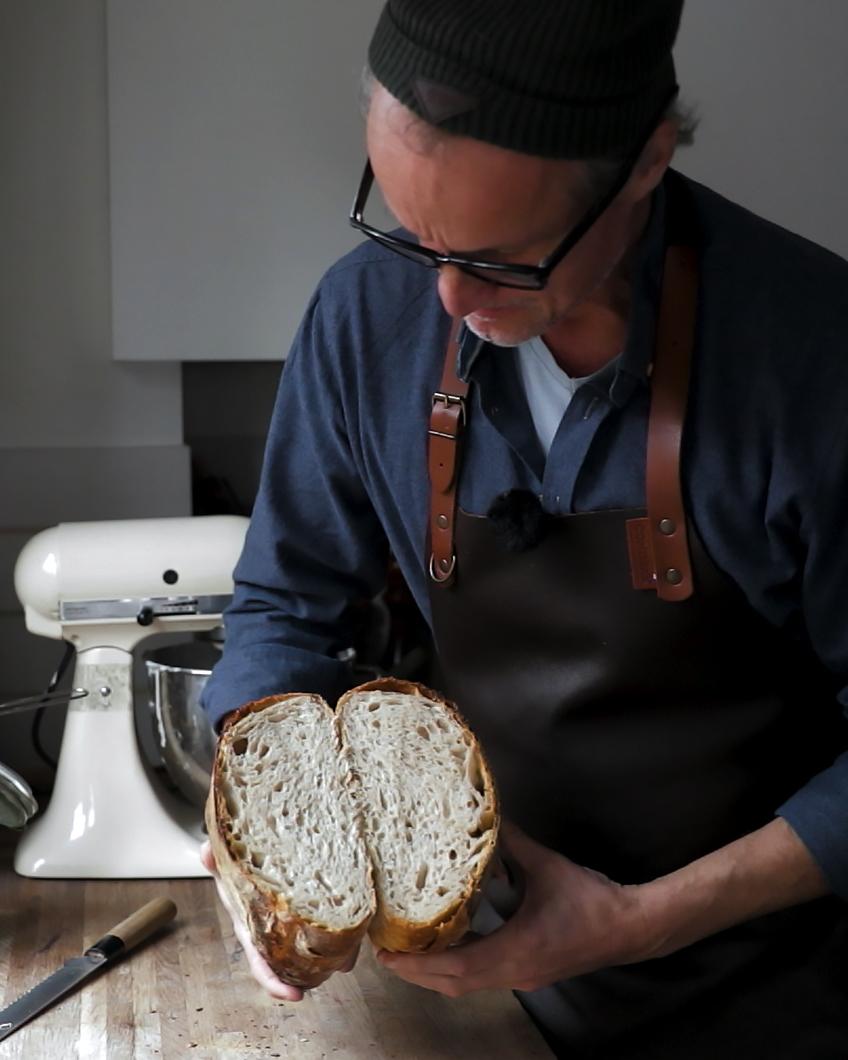 How to do a Sourdough Chef Martino