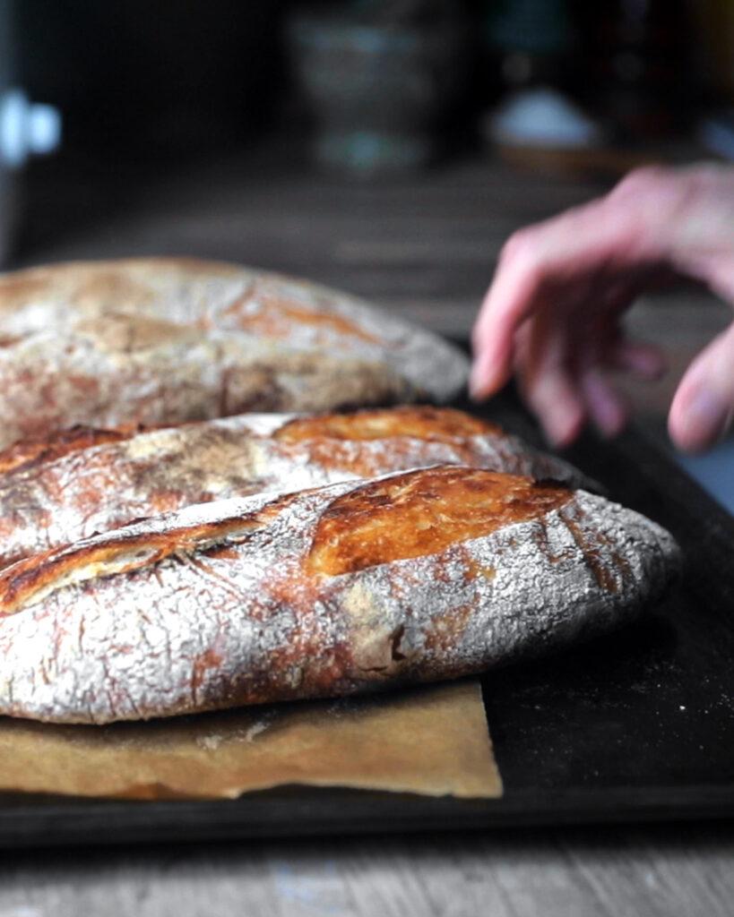 Chef Martino Sourdough Bread recipe
